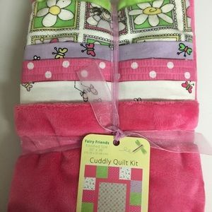 Cuddle Quilt Kit - Brand New